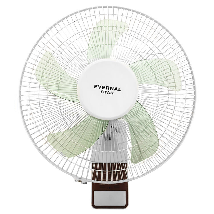 "2019 Tengo 16"" inch Oscillating 3 speed setting Cooling Wall mounted Fan With Remote"