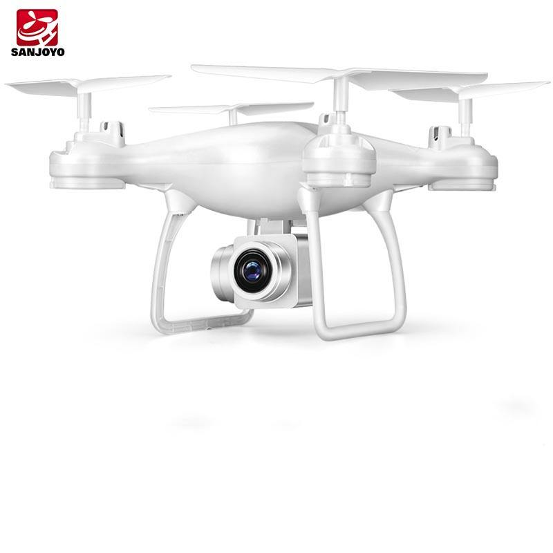 2019 SJY-TXD-8S 1080P HD Camera RC Drone With Long Flying Time 23mins