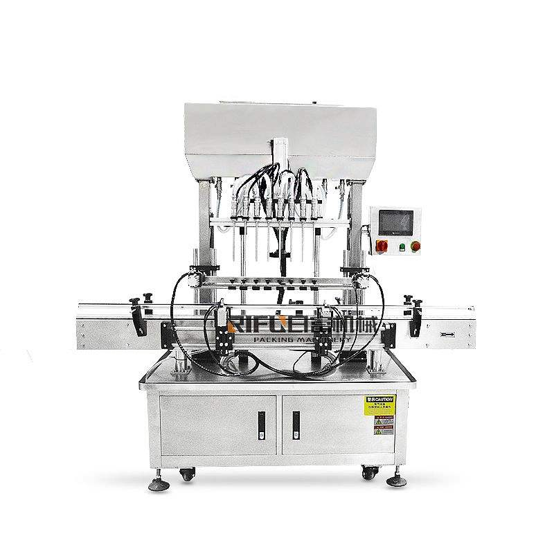 Automatic Glass Bottle Juice Filling Machine / Wine Bottling Equipment Line