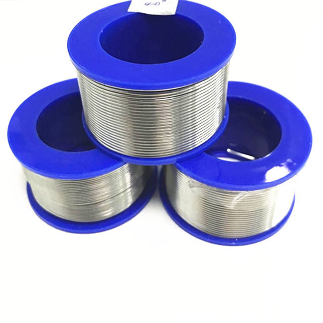 High Quality Welding Wire Tin Super Solder Wire Price Wholesale Resistant Industrial 50G Solder Wire 63/37 Tin Spoll
