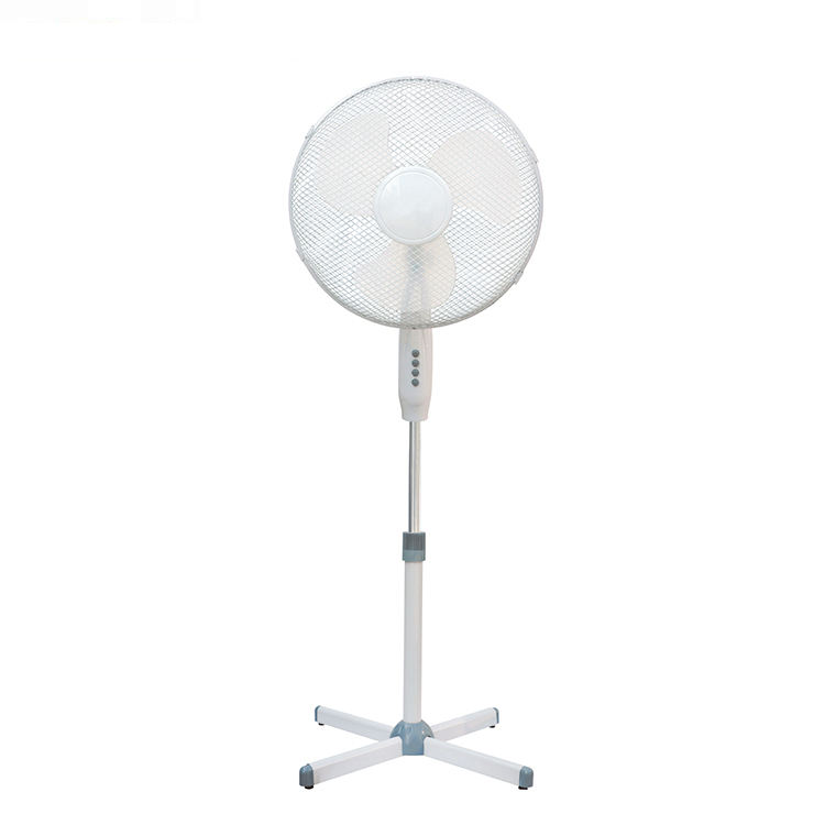 Best quality electric oscillating dc floor stand fan for bedroom