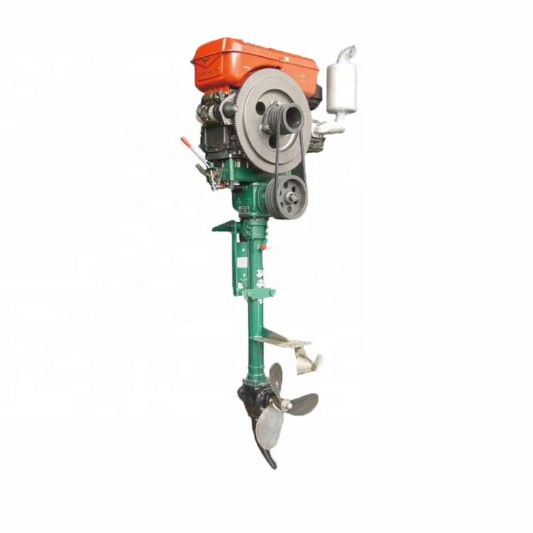Marine Supplies outboard motor diesel engine use Hanging paddle machine