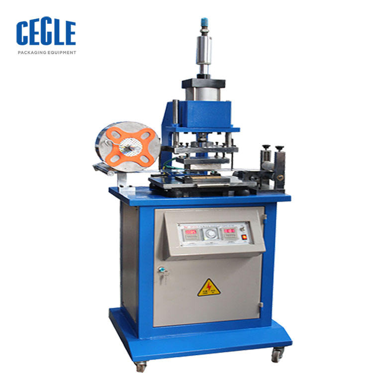 CP-210 mini alulinum foil capsule tablet pills blister packer machine blister packing machine packaging machine