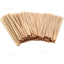 Wholesale Custom Made Eco-friendly Factory Direct Cotton Swab Round Bamboo Stick