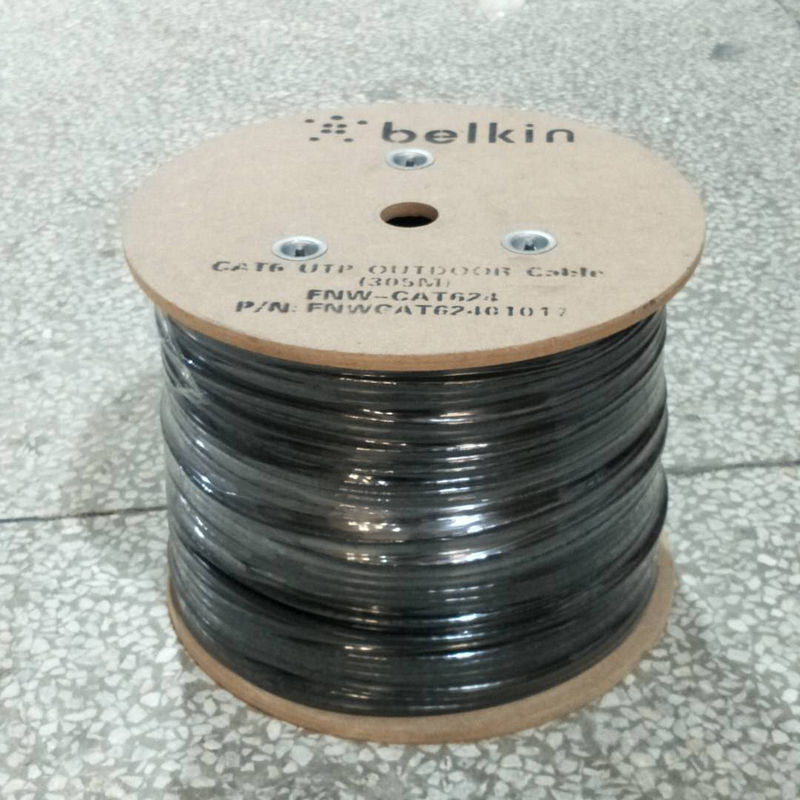 Changlang High Quality wholesale price 305m network cables 1000ft cat6 network cable high speed cat 6 utp ftp sftp lan cable