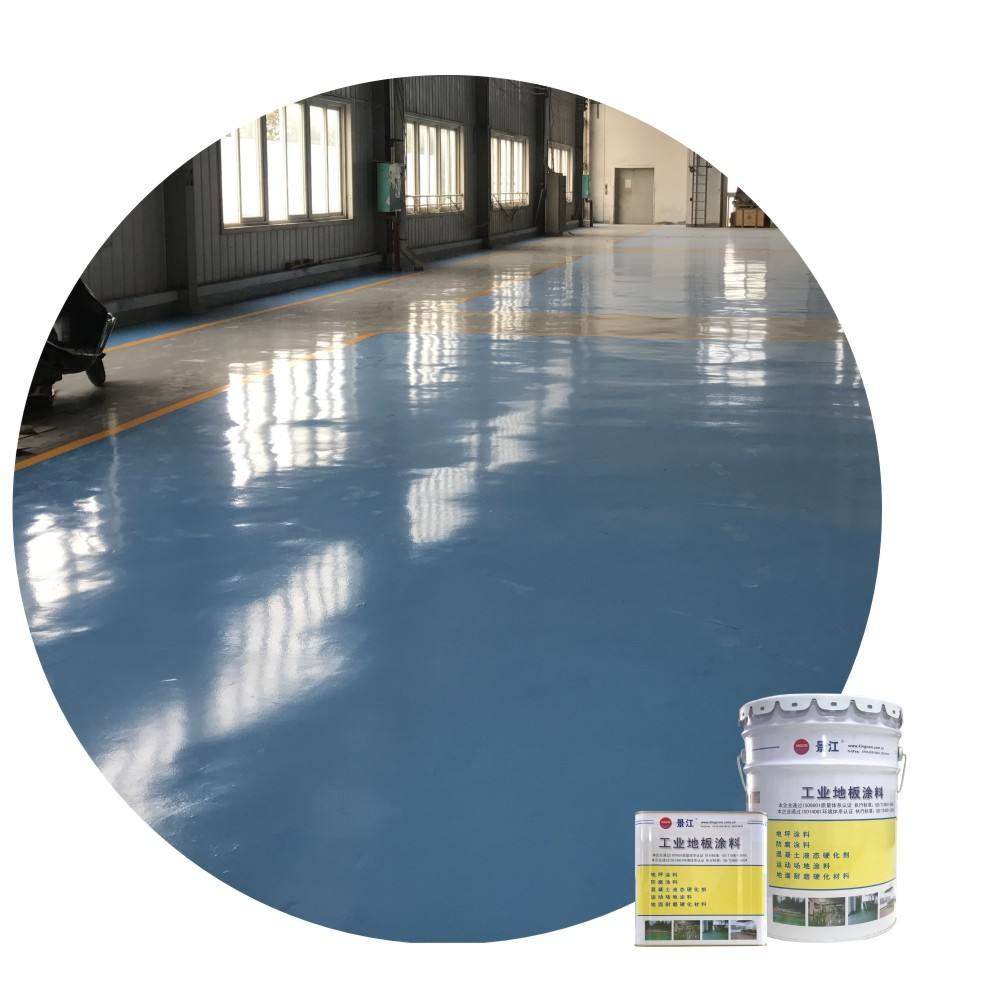 100% solid water based epoxy resin paint Pharmaceutical factory epoxy top coat
