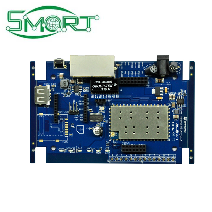 Smart Electronics ผู้ผลิตเมนบอร์ด 94v0 power supply circuit board pcb