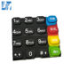10 Years Manufacturer Conductive Custom Silicone Rubber Buttons For Remote Control