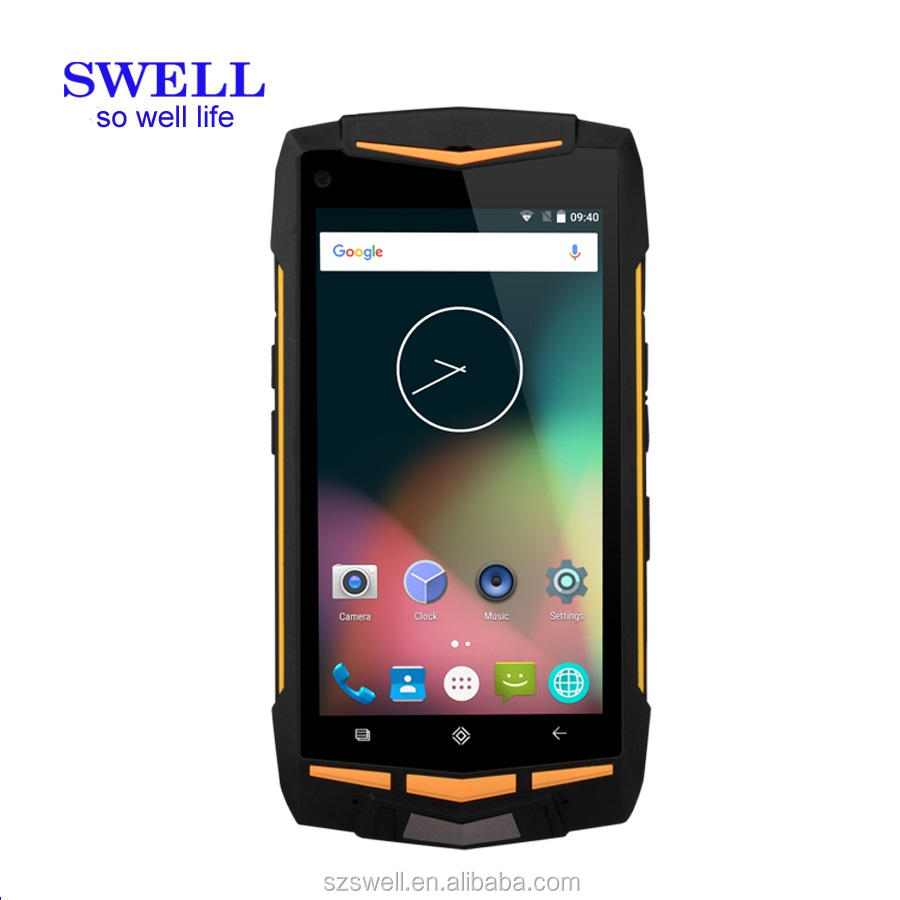 SWELL 2017 China Neue Robuste Handy Dual core MTK6580 Entdeckung V1H Günstige Android 4G Smart Handys