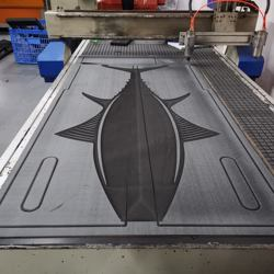 Marine  boat Yacht Customized EVA Foam deck mat