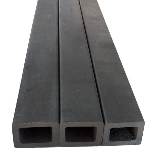 Reaction bonded silicon carbide cross member / ceramic beam / square tube with great heat resistance