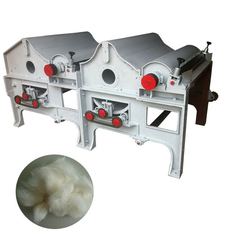 Polyester Fiber Opening Machine | Waste Fabric Textile Recycling Machine | Cotton Opener for sale