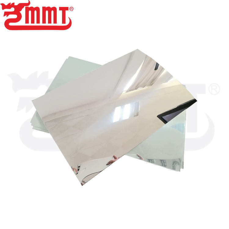 high reflective aluminum sheet total light reflectance 95% aluminum mirror surface