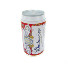 Promotion Beer gift tin box packaging / gift metal can