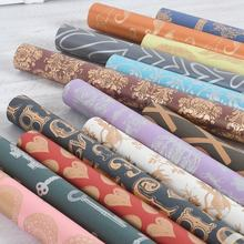 Custom Printed Wrapping Paper Wrapping Paper Gift Packing