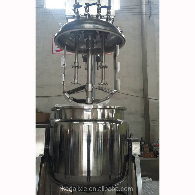 China Chemical High Production Reaction Equipment For Silicone Rubber Processing Line