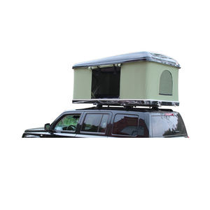 Automatic Truck Rooftop Tent Hard shell Top Roof Camping Outdoor
