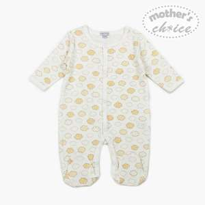Manufacturer wholesale baby romper with buttons 100% cotton baby printed grower