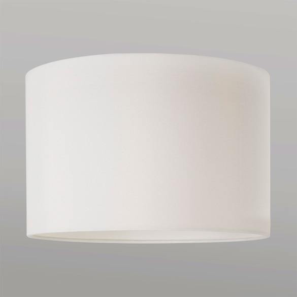 High Quality Hotel Indoor White Tapered Round Wall Table Fabric Lamp Shade for table lamps