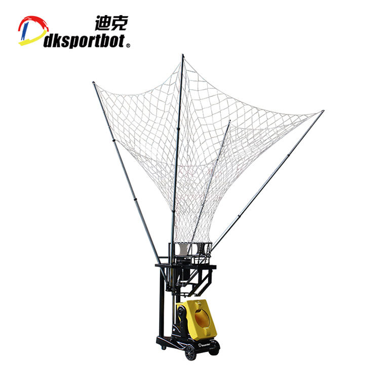 Hot Selling Basketball Training Equipment Ball Shooting Machine For Practice