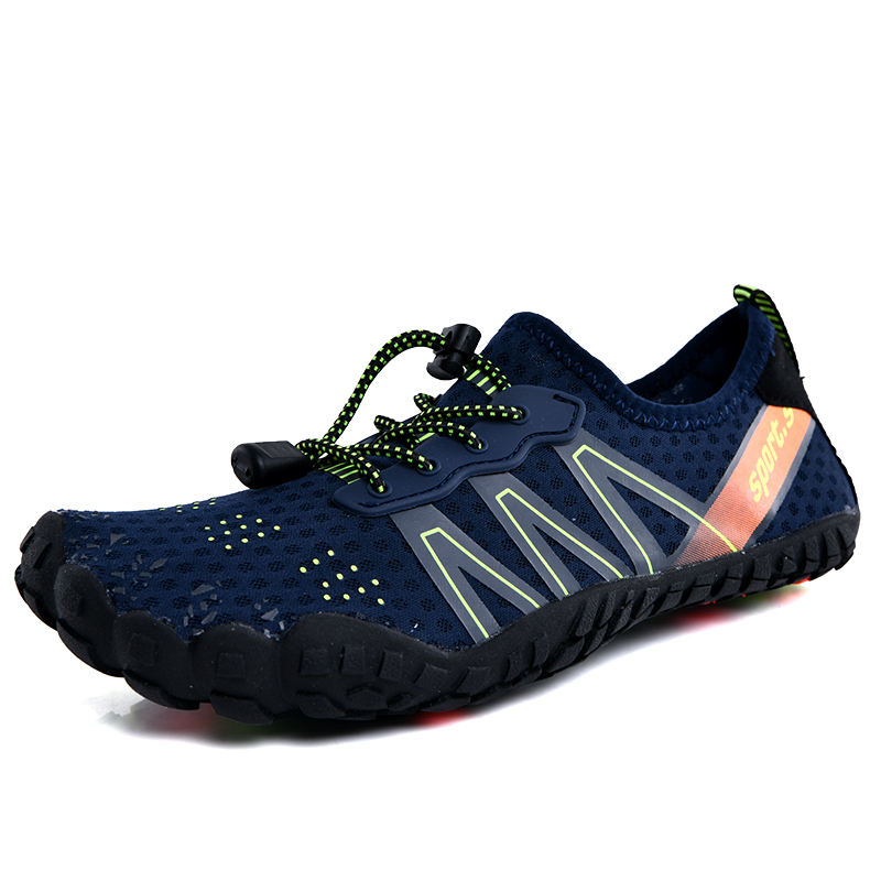 Men's Women Sports Shoes Barefoot Five Fingers Water Beach Aqua Shoes S