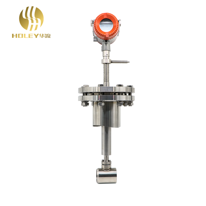 Hot sale cement grout flow meter fluid meter unit