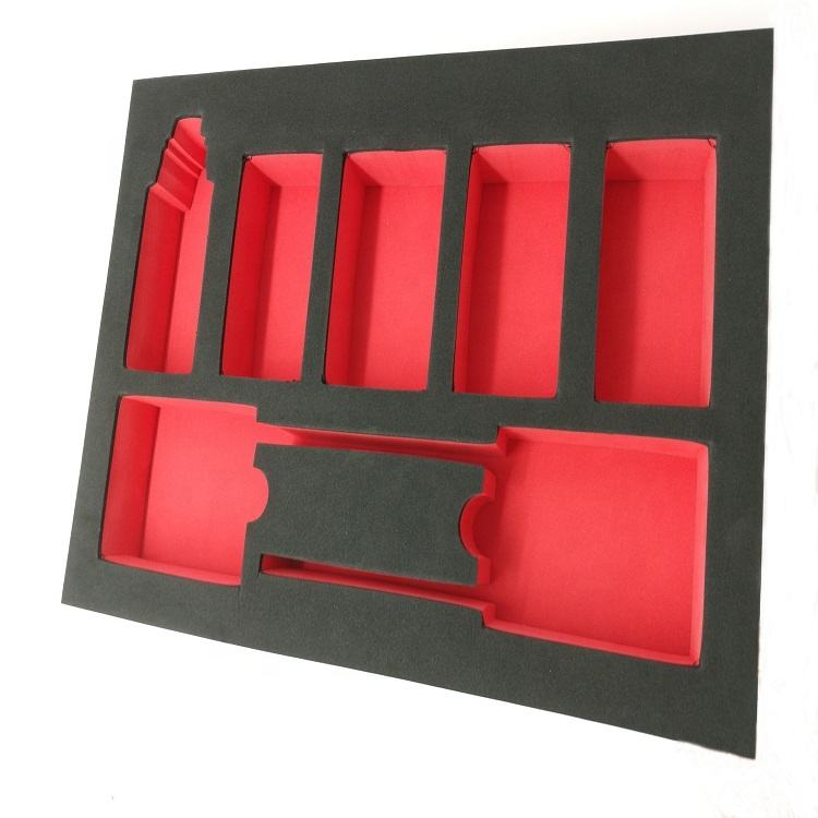 High Precision Custom EVA Foam Packing Insert Die Cutting Different Shapes and Sizes