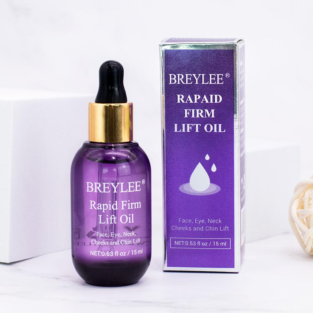 BREYLEE укрепляющая сыворотка для лица essential oil