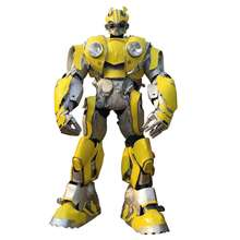 Hot sale EVA cosply transformer robot costume/bumblebee transformers costume for adults