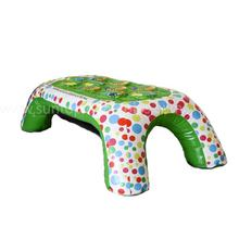 most popular4 fun inflatable custom table game with IPS