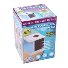 New product portable ac air condition with 7 colors LED lights  cool air conditioner air cooler for home use