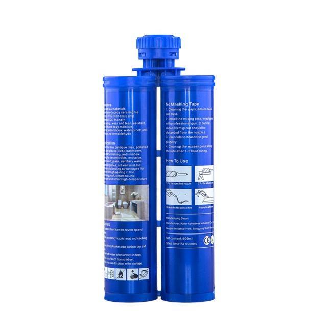 Umwelt Schützen Wasserdicht Epoxy Mörtel Sealer Für Sanitär