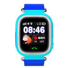 2019 Q90 Smart Watch GPS Baby Anti-Lost Wifi SOS Children's Day Gift SIM Card Inserted Smart Watch