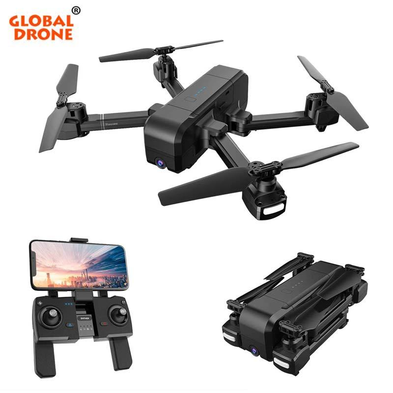 2019 Newest SJRC Z5 Drone with Camera 1080P and GPS Fold Drone Camera quadcopter 2.4G/5G Wifi RC FPV Quadrocopter