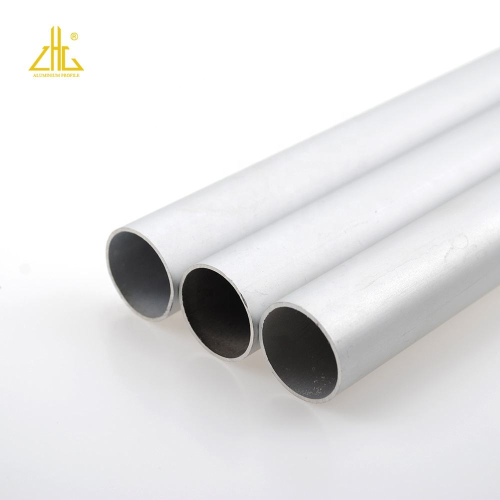 Best Prices Custom 20mm 30mm 100mm 150mm 6061 T6 Large Diameter Anodized Round Aluminum Hollow Pipes Tubes