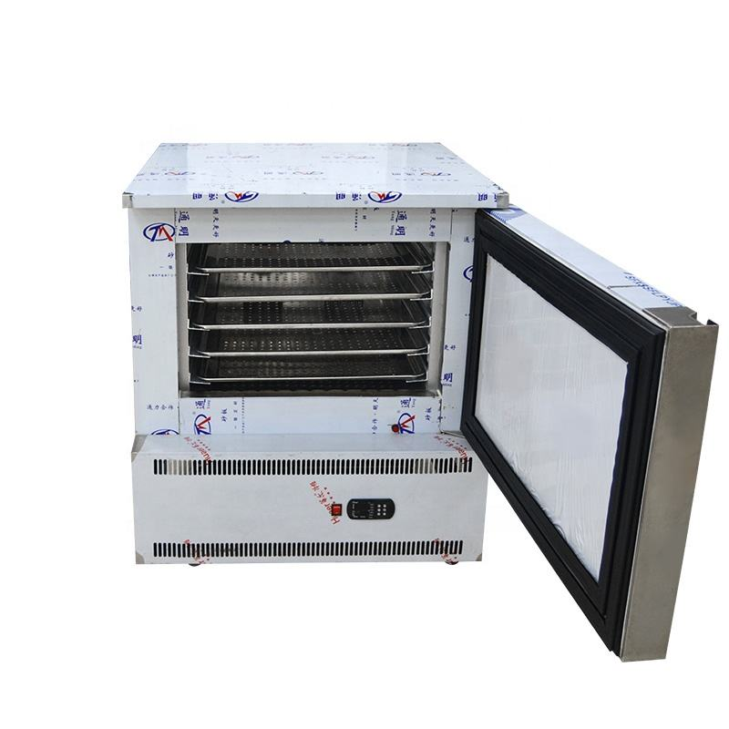 150L deep freezer small plate freezer small iqf tunnel freezer with trays