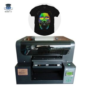 Best Quality 8 color Digital A2 DTG Printer /A3 t shirt printing machine