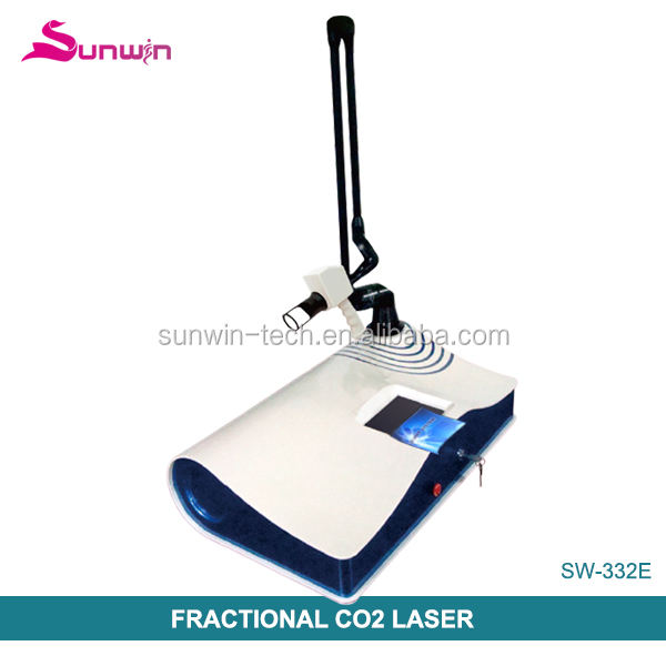 er yag laser for scar removal co2 fractional laser beauty machine co2 system 30w