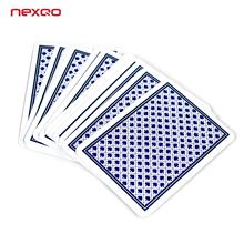 PC01 Wholesale Cheap Waterproof NFC RFID Plastic PVC Custom Poker Playing Card no Minimum