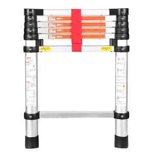 Factory wholesale quality telescopic ladder 15 meter