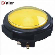 100mm Big Dome Game Push Button