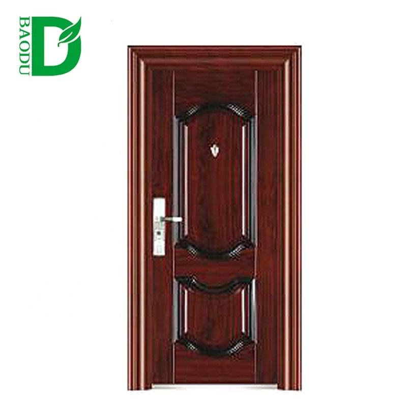 New Products Factory Price Steel Door Manila Steel Fireproof Door Security Doors