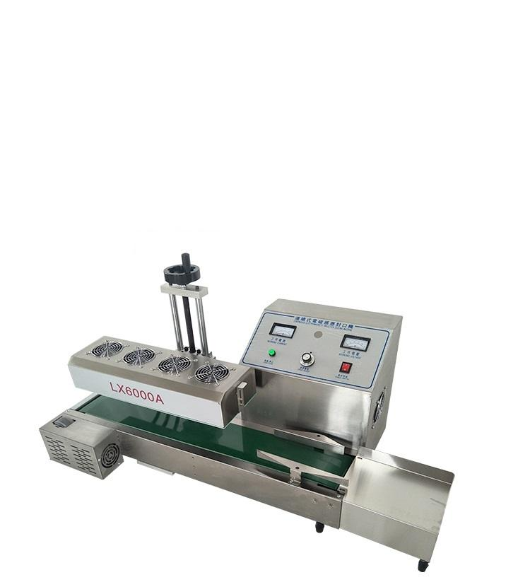 LX6000 Continuous Electromagnetic Induction Sealing Machine