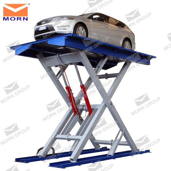 Customized Hydraulic Cargo and Car Parking Lift System