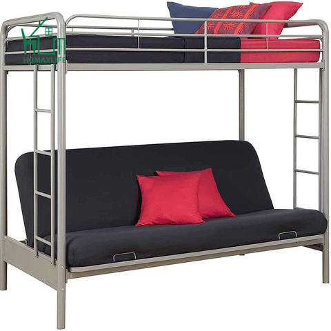 Twin Bunk Bed Twin Bunk Bed Direct From Bazhou Hongkunmeisi Furniture Co Ltd In Cn