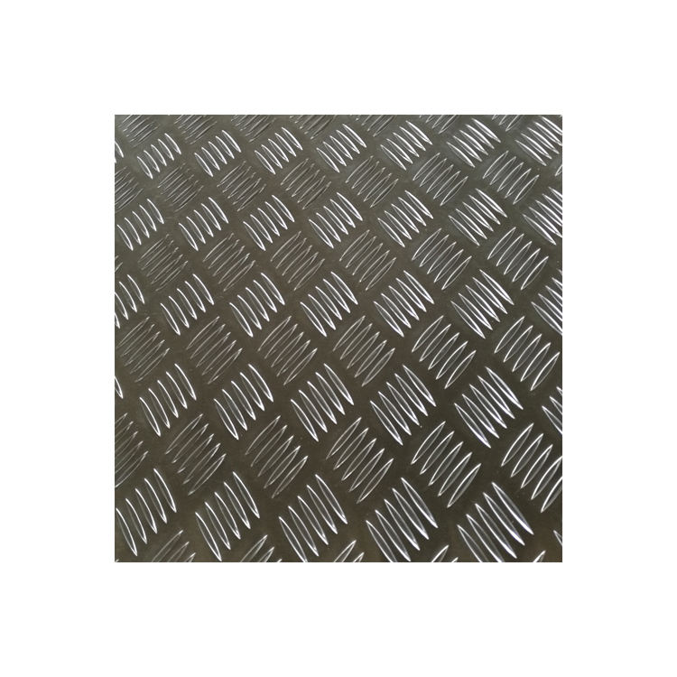 Factory price Aluminum Checked Plate 1000 series Embossed Aluminum sheet