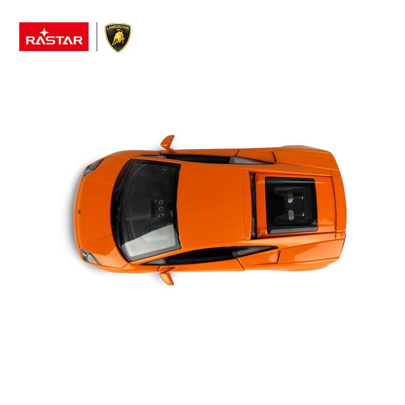 RASTAR brillante pintura de coche Lamborghini diecast vehículos de juguete de colección