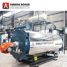 YYQW Gas Diesel Fired Thermal Oil Heater For Asphalt Heating