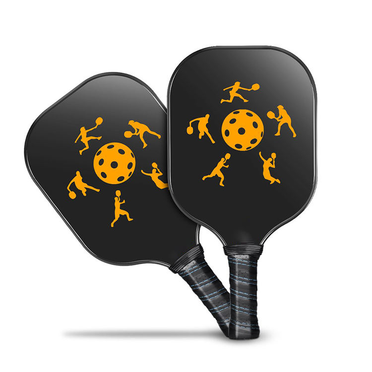 Goede kwaliteit groothandel graphite cartbon fiber pickleball paddle <span class=keywords><strong>racket</strong></span>