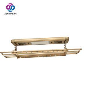 Calidad Superior eléctrico elevación multifuncional techo percha tendedero